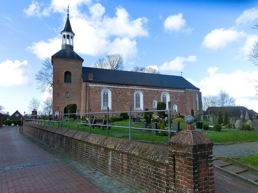 St. Nicolai Kirche Werdum