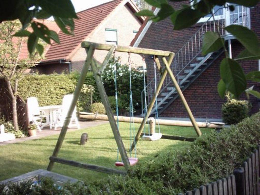 Ferienwohnung A - Garten und Terrasse