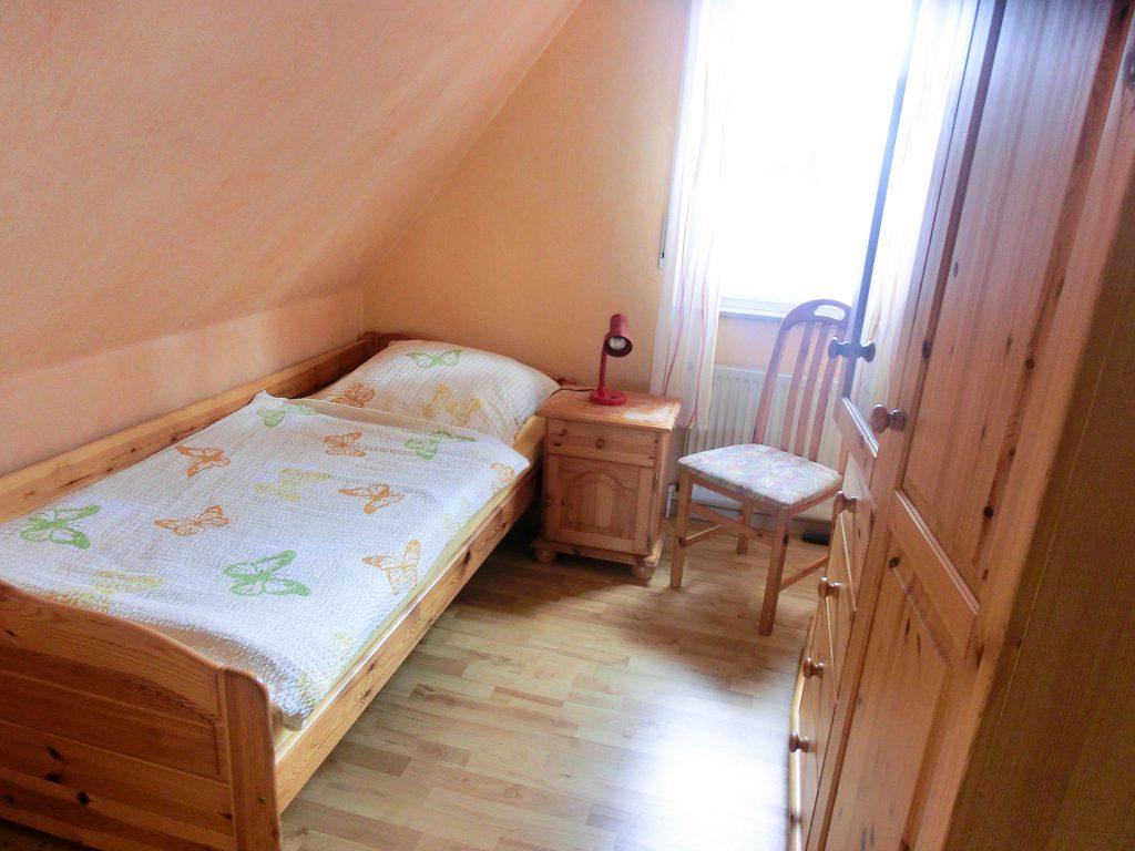 Ferienwohnung B - Kinderschlafzimmer
