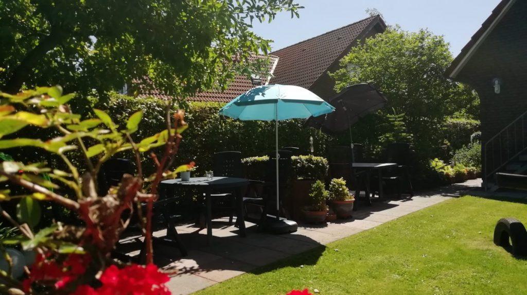 Service Haus Mühlenblick - Ferienwohnungen in Werdum
